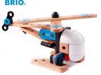 瑞典大牌brio百变组装飞机 DIY智力螺母拆装组合木制益智儿童玩具