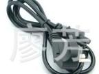 【厂家直销】1.5米电源线/笔记本电源线/3孔电源线/适配器电源线