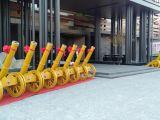天津出租气球充气拱门气模立柱架子球电子礼炮 礼炮