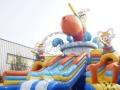 大型一年一度的水上乐园开始了;充气城堡;水上滑梯厂家直销