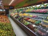 水果風幕柜保鮮柜商用立式風冷柜蔬菜展示柜超市冰柜飲料冷柜