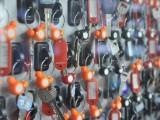 钥匙多,难管理怎么办兰德华智能钥匙柜每一把钥匙独立管控