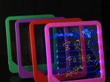 厂家直销手写荧光广告板 发光留言批发 LED创意 特价促销地摊必