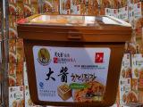 韩国进口调料批发 户户系列 韩国户户大酱 烤肉酱 3KG*6/箱