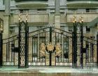 天津制作安装铁艺大门不锈钢旗杆楼梯扶手