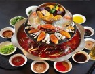 采用纯新鲜食材 让大众吃的放心 涮烤一体加盟