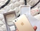 个人转让一部金色的iPhone5s,发票配件都有,内存6