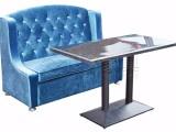 深圳坪山新区供应茶餐厅 咖啡厅 西餐厅桌椅卡座沙发组合