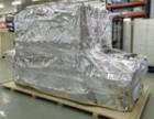 上海出口木箱公司 免熏蒸木箱定做 钢带木箱加工批发