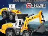 惯性大号工程车 推土挖机玩具 儿童玩具汽车模型 创意厂家直销