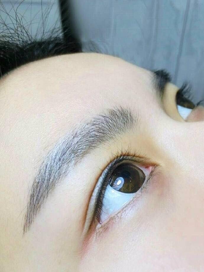我个人做半永久纹眉化妆寻求合作