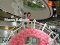 月亮气球装饰MoonBalloon