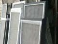 承接各种断桥门窗加工安装不锈钢护窗铁艺金刚网纱窗