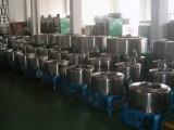 柯橋紡織印染用工業離心脫水機帶導布架的脫水機