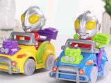 新款奥特蛋电动万向车音乐灯光玩具车儿童电