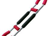 索维尔多功能弹簧臂力器臂力棒握力棒锻炼臂力胸肌训练器健身器材
