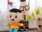 厂家直销卡通大头儿子和小头爸爸 毛绒玩具公仔儿童节礼物