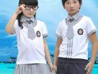 2013夏季男女童套装团体演服演出服新款幼儿园园服小学校服定制