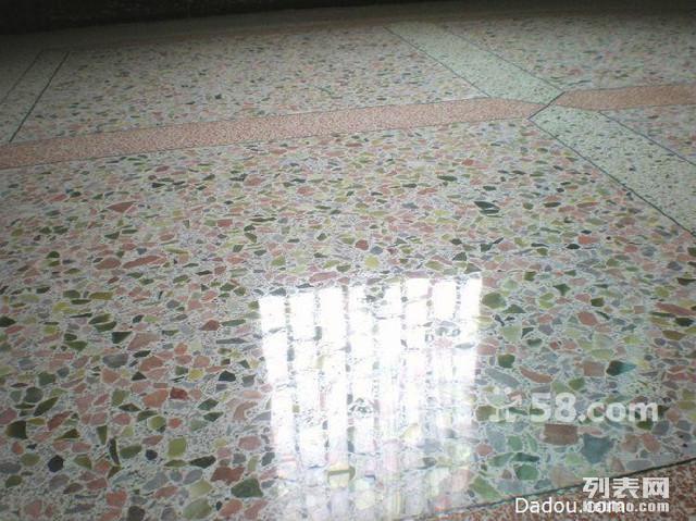 承接淄博水磨石青岛水磨石潍坊水磨石等各地水磨石工程