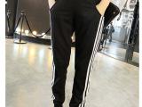 2015新款韩版潮显瘦哈伦裤宽松运动裤女装休闲裤长裤子小脚裤