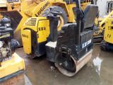 温州二手柳工单钢轮压路机现货300多台