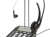 耳机电话 呼叫中心耳机 话务耳机 话务员