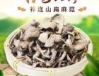 甘肃野生新鲜野味扁麻菇丁子菇山菇黄蘑菇山珍山货食用菌