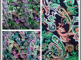 厂家直销人造棉印花面料 活性印花45支人棉 服装裙装面料 现货