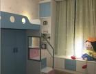 儿童床高低床双层床上下铺护栏床储物床组合儿童房衣柜全屋定制