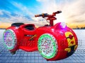 热销太子摩托车游乐设备公园太子摩托对战车儿童广场太子游乐车
