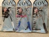 韩国正品VOV睫毛夹自然卷翘不伤睫毛彩妆工具送替换胶垫3色随机选
