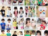 4.3元儿童t恤 新款夏季韩版圆领纯棉圆领短袖t恤童装男女