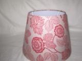 供应棉布印花灯罩