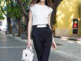 2015春夏 欧洲站 夏季新款时尚 欧美 女士时尚连体裤 一件代