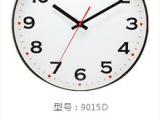 伊优诺克静音挂钟 时尚 创意钟表 欧式 客厅壁钟 9015D