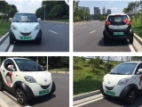 长沙电动新能源汽车租车出租个人企业事业租包保险