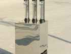 大排档扎啤机 制作扎啤的机器 北京圆桶扎啤机 小型啤酒设备