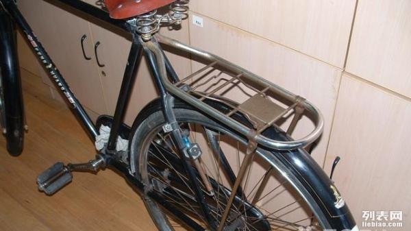 经典28寸凤凰黑色14型自行车