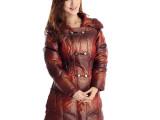 厂家清仓处理库存羽绒服女3022时尚修身渐变收腰女式羽绒服外套