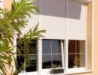 西青别墅安装卷帘窗,铝艺大门,车库电动门安装维修