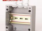 【厂家直销】室外接线盒 8位端子按钮盒 铸铝盒