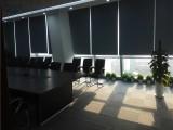 朝阳遮光窗帘望京定做办公卷帘 办公室窗帘 铝合金百叶窗
