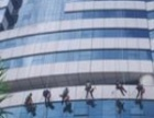 广州杰森高空玻璃墙玻璃清洗经验丰富价格优惠