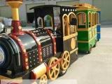广安广场电动小火车