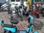 新滑板电动车处理