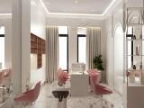 廊坊美容院装修案例 美容会所设计 美容SPA装修