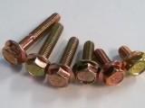 六角法兰面螺栓厂家 六角头法兰面螺栓厂家 六角法兰面螺丝厂家