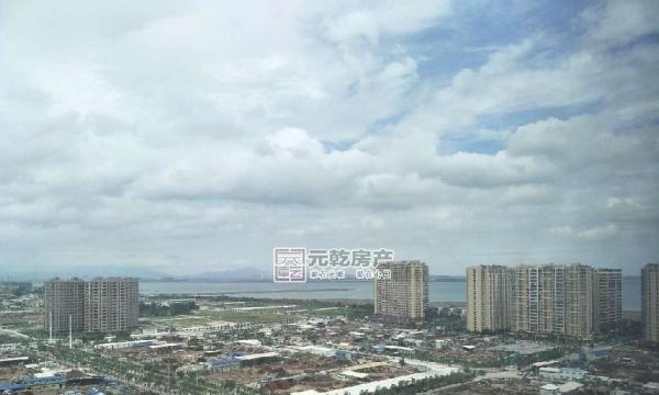 嘉庚BRT 泉水湾二期 精装海景高层两房 双阳台 出国急租