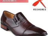 香港品牌男鞋正品鞋尖头皮鞋商务男正装皮鞋真皮低帮男皮鞋牛皮鞋