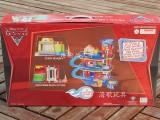木制玩具 儿童 汽车总动员 2代 大型三层停车场 小朋友的最爱